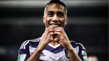 Youri Tielemans est devenu papa