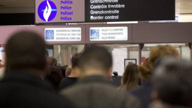 Sécurité à Zaventem : la police dément sous-investir