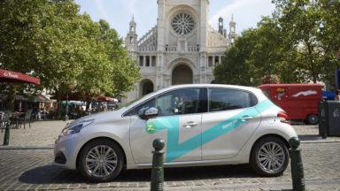 Zipcar élargit sa zone d'activité