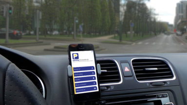 Une nouvelle application pour guider les automobilistes vers un parking
