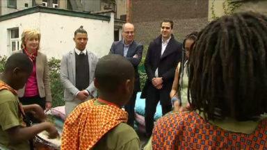 Le commissaire européen de l'éducation en visite à Molenbeek