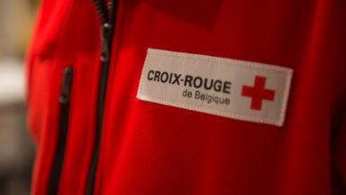 Coup d'envoi de la quinzaine annuelle de la Croix-Rouge