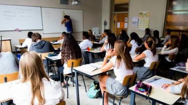 La Fédération Wallonie-Bruxelles dévoile le calendrier des nouvelles écoles qui ouvriront dès 2019