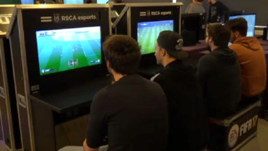 Premier tournoi de qualification e-sports organisé par le RSCA