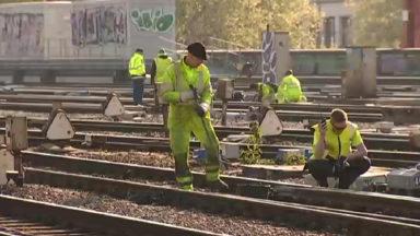 La jonction Nord-Midi fermée pendant trois jours pour travaux