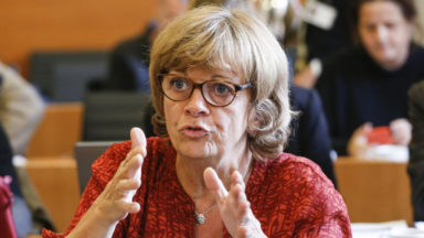 Isabelle Durant (Ecolo) est l'invitée de l'Interview à 12h45