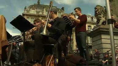 International Jazz Day place de la bourse : un après-midi en musique pour célébrer les 100 ans du jazz