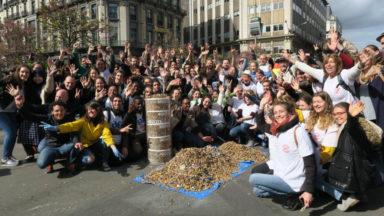 Succès de la 9e Journée Propreté de la Ville de Bruxelles