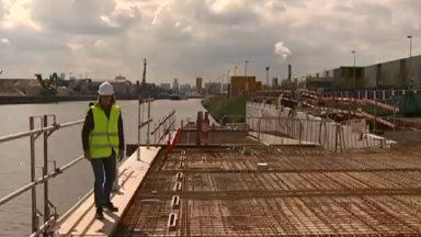 Port de Bruxelles : un quai dédié uniquement à la plaisance d'ici un an