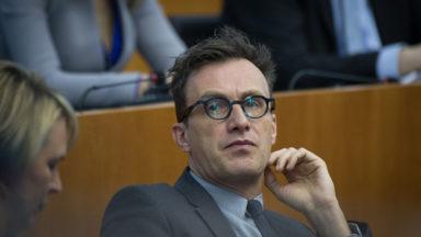Pascal Smet est le ministre bruxellois le plus sollicité par les députés