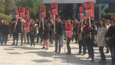 UCL et ULB : l'occupation des rectorats prolongée jusqu'à une réunion avec le ministre