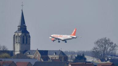Un trafic aérien intense et des avions plus bas ce samedi au-dessus de Molenbeek et Koekelberg