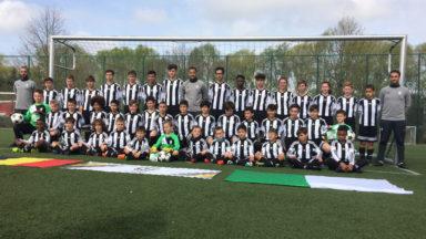 Berchem-Sainte-Agathe : «Forza Juve»