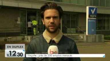 Près de 200 emplois menacés au sein de l'entreprise Vinçotte