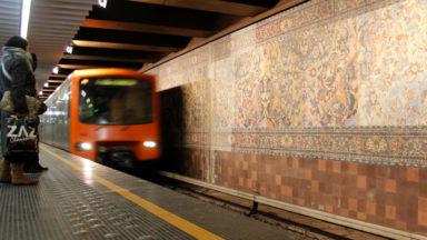 Huit chorales animeront le métro bruxellois samedi pour le coup d'envoi de Mixity Sings