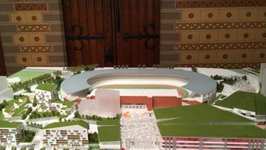 Projet Neo : une maquette prévoit le maintien du stade Roi Baudouin
