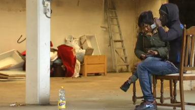 Les sans-papiers de la rue de la Senne doivent de nouveau quitter les lieux