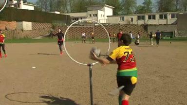 Woluwe-Saint-Lambert : une initiation au quidditch est organisée