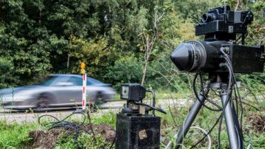 Sécurité routière : plus d'un million d'euros supplémentaires pour les 6 zones de polices bruxelloises