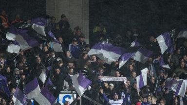 Ce sera la grande fête du foot ce soir à Anderlecht