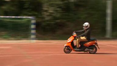 Woluwe-Saint-Lambert : prévention routière sur deux-roues pour 250 élèves de l'Ecole européenne