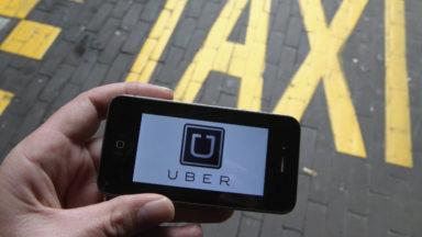 """Uber affirme que le jugement à son encontre """"n'a pas d'impact immédiat"""" sur ses activités"""