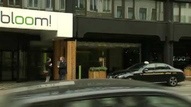 Un chauffeur de taxi agressé près de l'hôtel Bloom, rue Royale