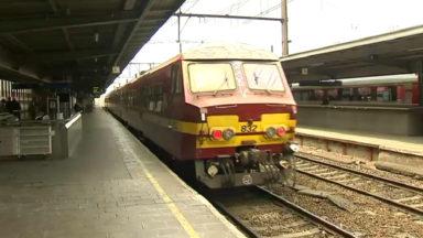 Fermeture de la jonction Nord-Midi durant le prochain week-end : la SNCB propose des alternatives