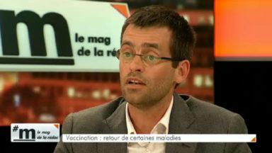 Pr. Pierre Smeesters : «En 2017, on a déjà 70 cas de rougeole qui ont été déclarés»
