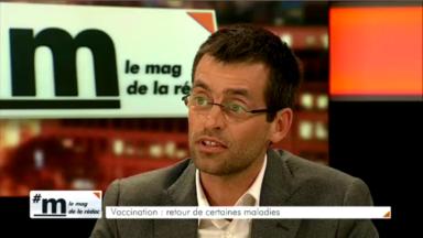 La non-vaccination inquiète les pédiatres
