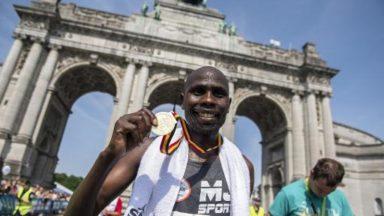 Le Kényan David Maru et la Belge Sophie Hardy vainqueurs des 20 km de Bruxelles