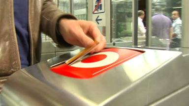 SNCB et STIB : les transports en commun rouleront moins ce vendredi
