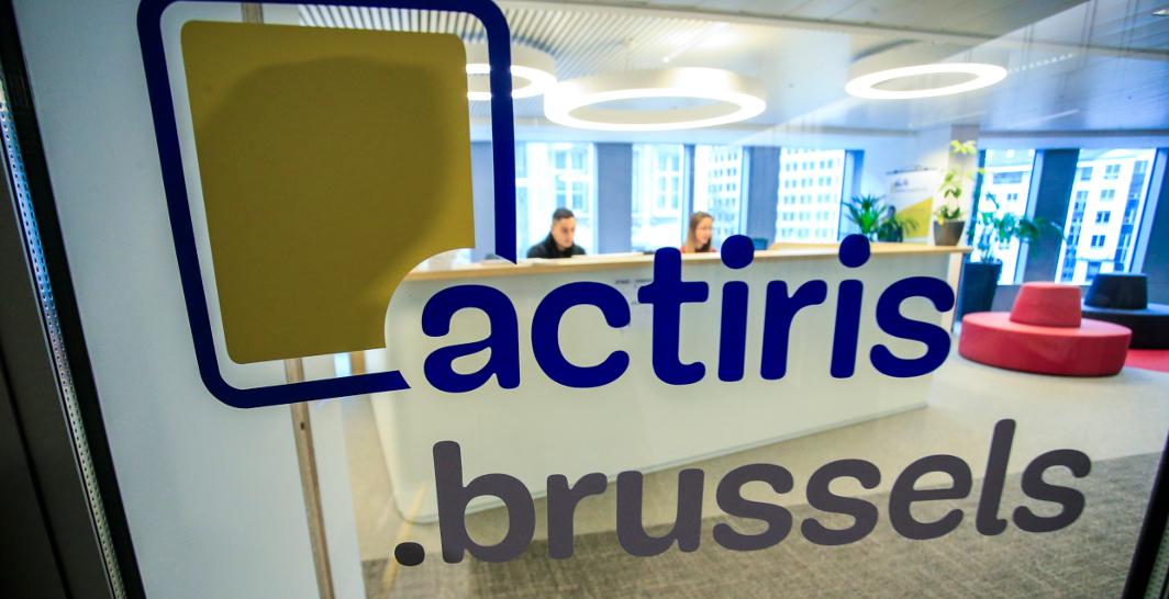 Actiris - Logo