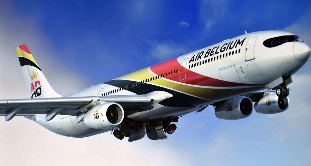 air belgium op rera ses vols depuis brussels airport et desservira hong kong. Black Bedroom Furniture Sets. Home Design Ideas
