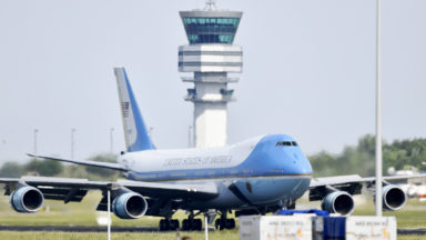 Donald Trump ne survolera pas le territoire bruxellois