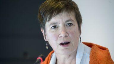 Alda Greoli, ministre de la Culture à la FWB devient aussi ministre dans le nouveau gouvernement wallon