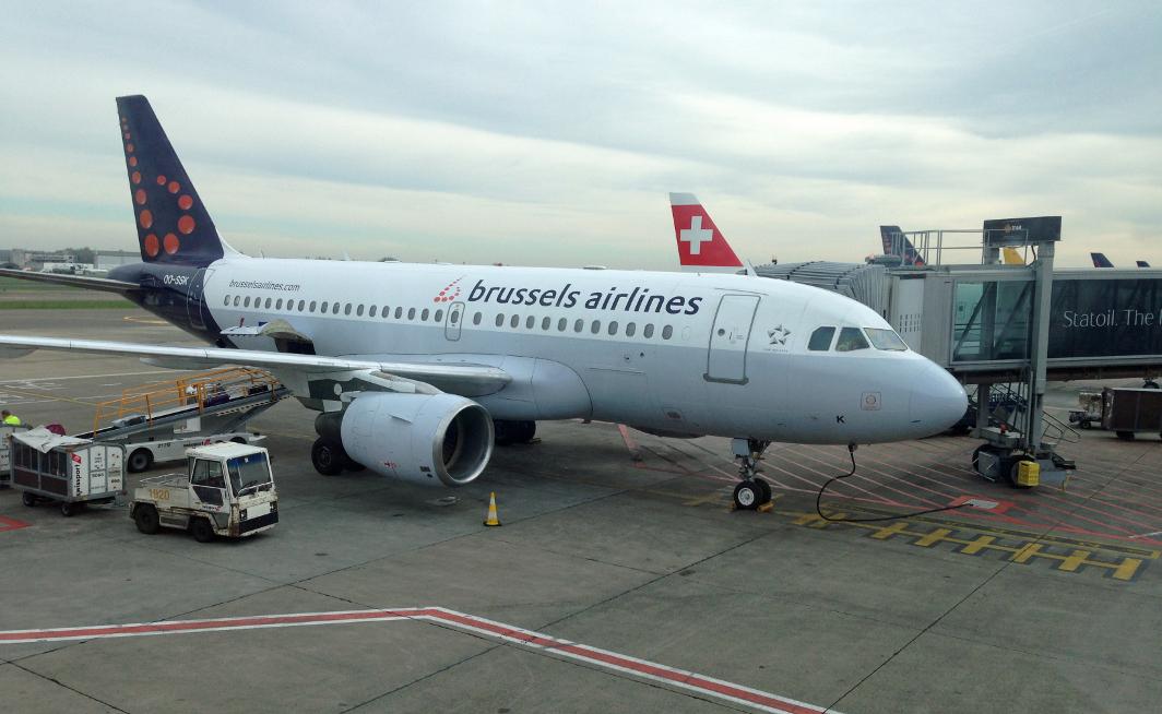 Brussels airlines nouveau probl me avec un avion long - Jeu info avion ...
