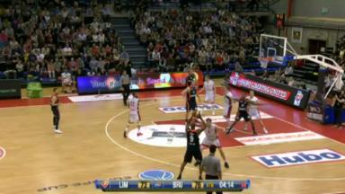 Basket : le Brussels l'emporte 80-93 face à Limburg