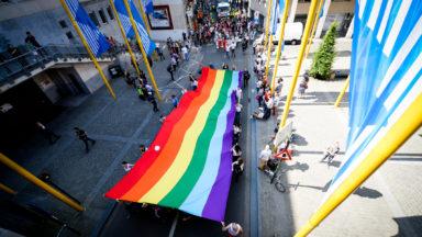 Le Parlement bruxellois rencontre les associations LGBTQI+
