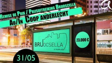 Le projet «Raining Poetry in Brussels» remporte le prix Bruocsella by Prométhéa 2017