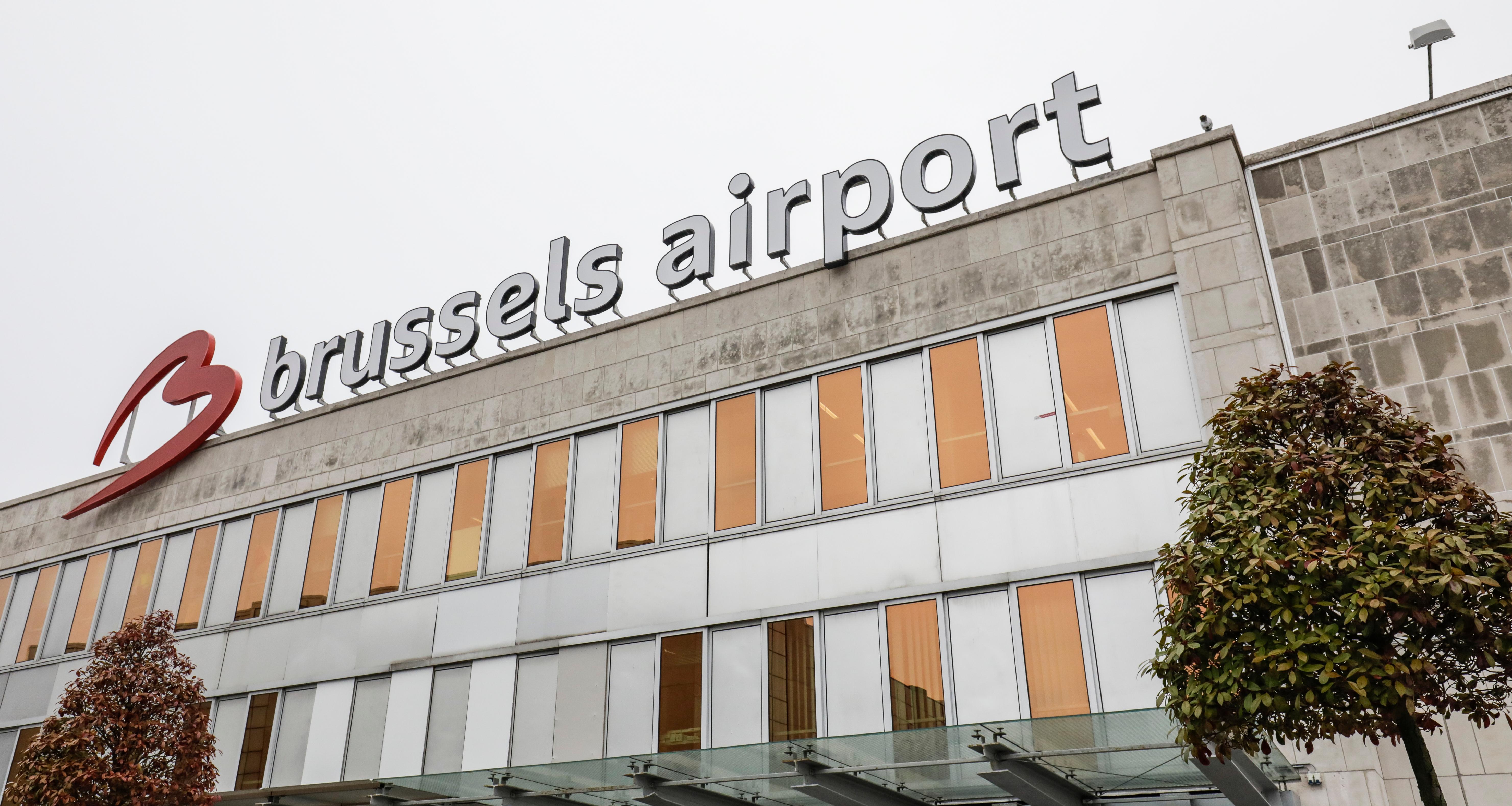 Brussels Airport - Illustration Belga