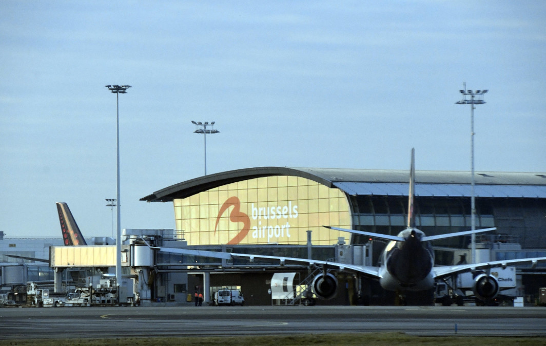 Brussels Airport - Illustration Belga