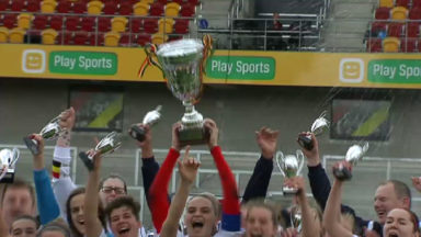 Coupe de Belgique Dames : Gand l'emporte face à Anderlecht