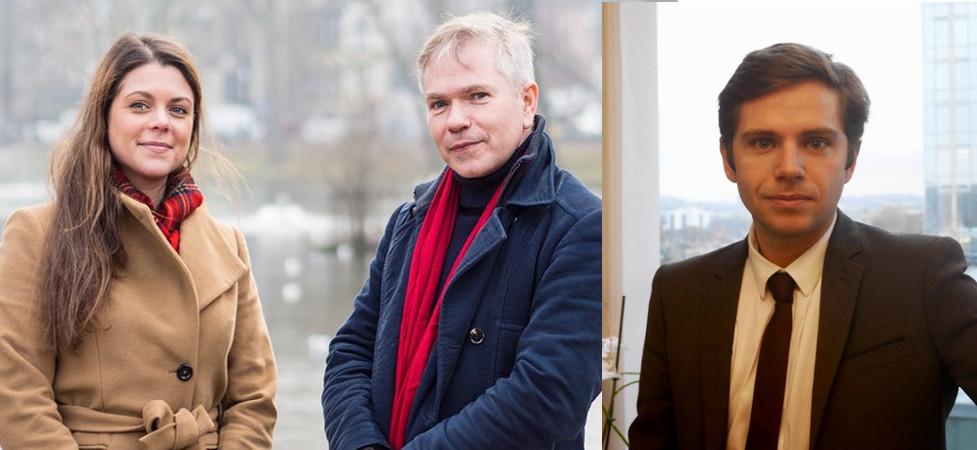 Candidats La France Insoumise et La République En marche