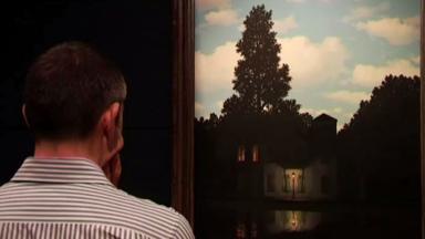 Le Musée Magritte se prépare à la visite de Melania Trump et de Brigitte Macron