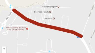 Fermeture de l'avenue Tyras en raison d'une fuite de gaz