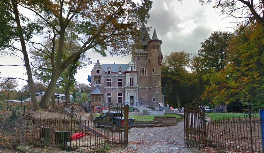 Château Charle-Albert - Watermael-Boisfort