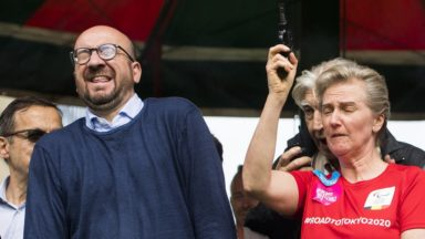 20 km de Bruxelles : Charles Michel suivi médicalement suite au coup de feu du départ