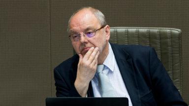 Le procès de l'ex-député Christian Van Eyken démarre ce lundi
