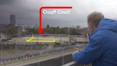 Molenbeek : une campagne de financement participatif pour construire un terrain «Johan Cruyff»